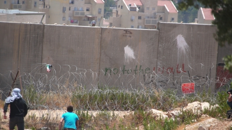 Separation Wall in Belin